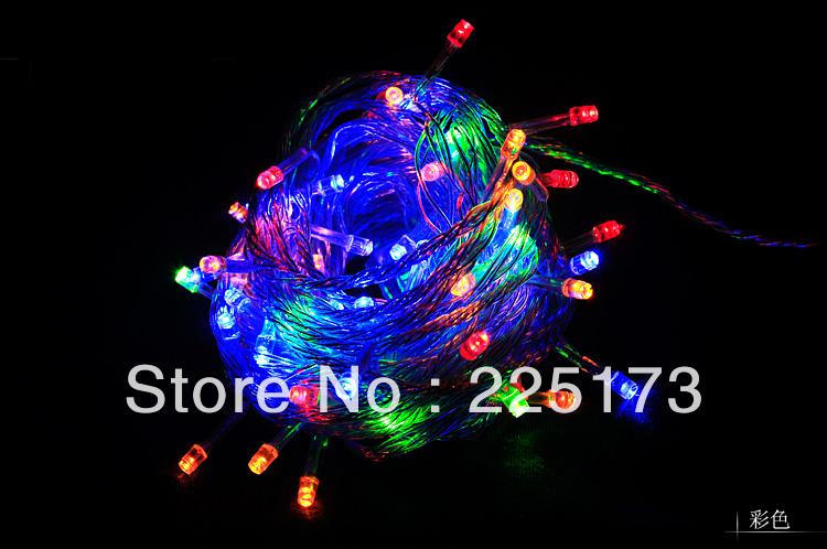 fee + 100-meter-long LED strings 600 Wedding Party Christmas tree decoration lighting - Shenzhen Xinlong Ye Photoelectric Co., Ltd., store