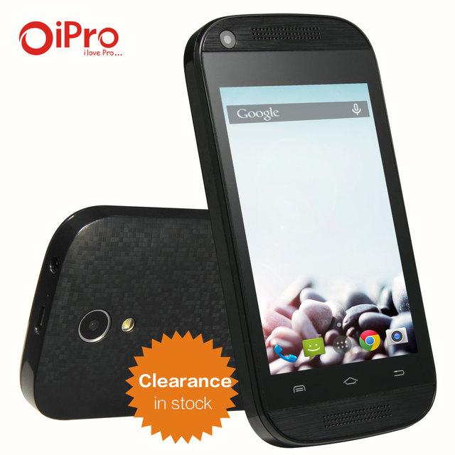 Оригинальный IPRO Celular андроид 4.4 смартфон 3.5 '' MTK6571 двухъядерный открыл мобильный телефон 512RAM 4 г ROM с wi-fi сотовых телефонов