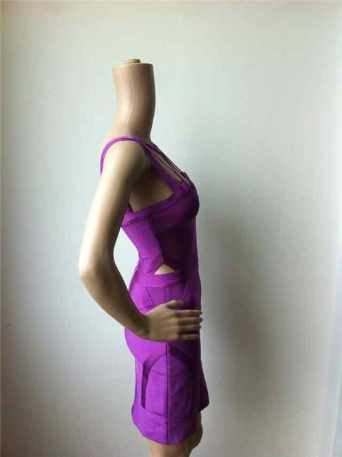 YiLove-Purple-knitted-spaghetti-strap-hollow-out-hl-bandage-dress-2014-new-arrival-sexy-women-party (2)