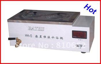Digital Lab Laboratory Water Bath Thermostatic Waterbath HeatBlock labware 2 HOLES