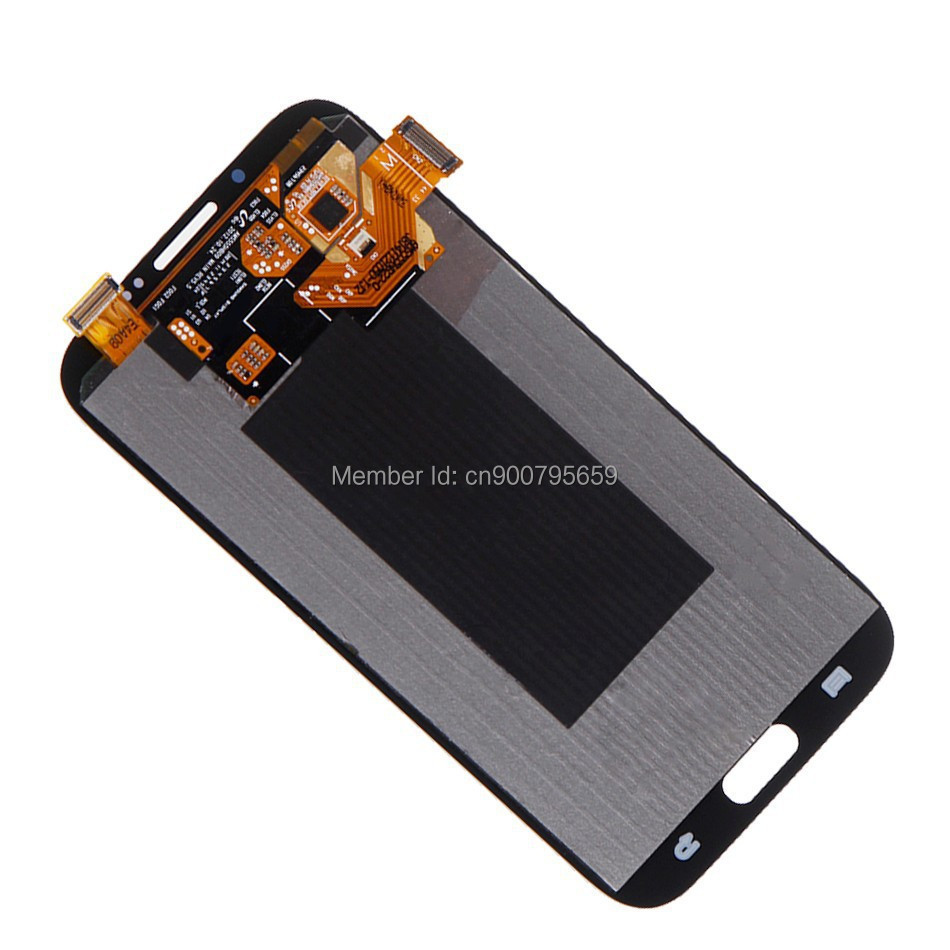 High Quality LCD Display Digitizer Touch Screen Glass Replacement Assembly for note2 N7100 I605(VZ) I317(ATT) T889(T) L900(S)(China (Mainland))