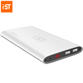 Original IST PRINCE 10000mAh Power Bank Slim Dual USB External Battery Pack Portable Powerbank for iPhone