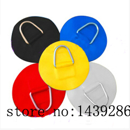 Assault boats inflatable boat fishing boat rubber boat yacht d type ring stainless steel 2pcs/lot free shipping(China (Mainland))