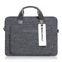 2015 Gearmax Brand 15.6 Laptop Bag For Macbook Air Pro Factory Price Anti-Dust  Solid Bag For Macbook Pro 13 Computer Bag 15.6(China (Mainland))