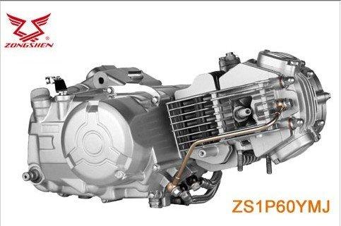 Zongshen 150cc 155cc 160cc oil cooled engine 1 cylinder 4 for Best motor oil for 4 cylinder engines