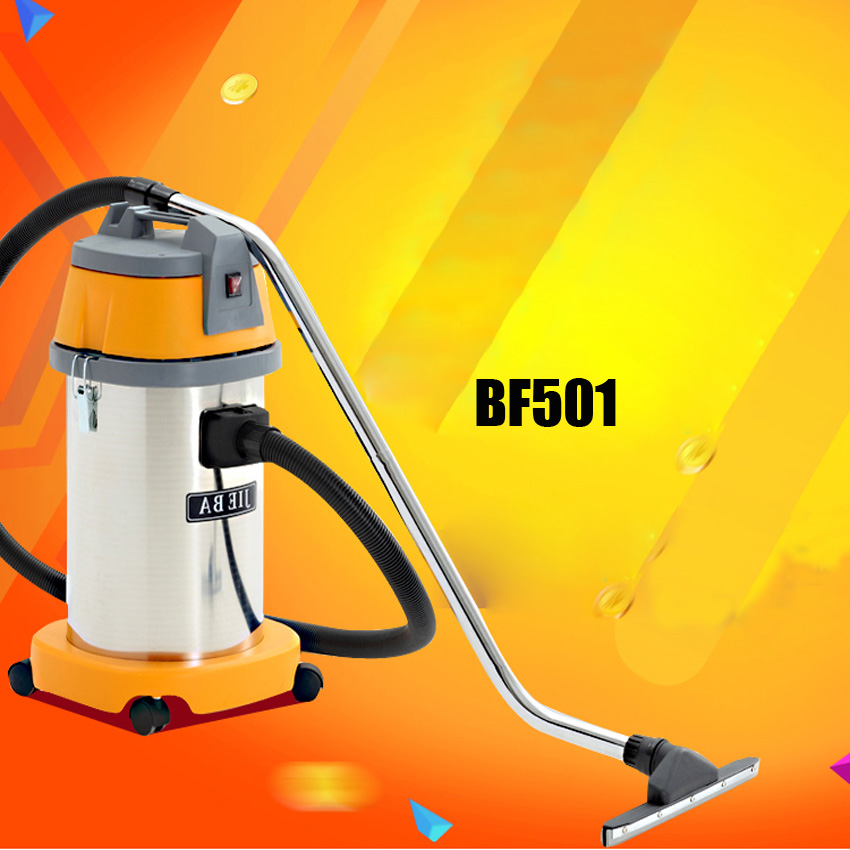 Free shipping by DHL 1PC The vacuum cleaner High-power household&Car barrel type vacuum cleaner wet and dry vacuum cleaner BF501(China (Mainland))