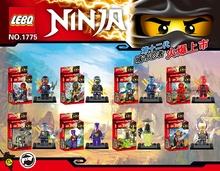 New Comics Marvel SuperHeroes Star wars Ninjagoes Ninja Kai Cole Jay Zane Lloyd Nya Gifts Minifigures Best Kits Toys - 5A Top Service Provider store