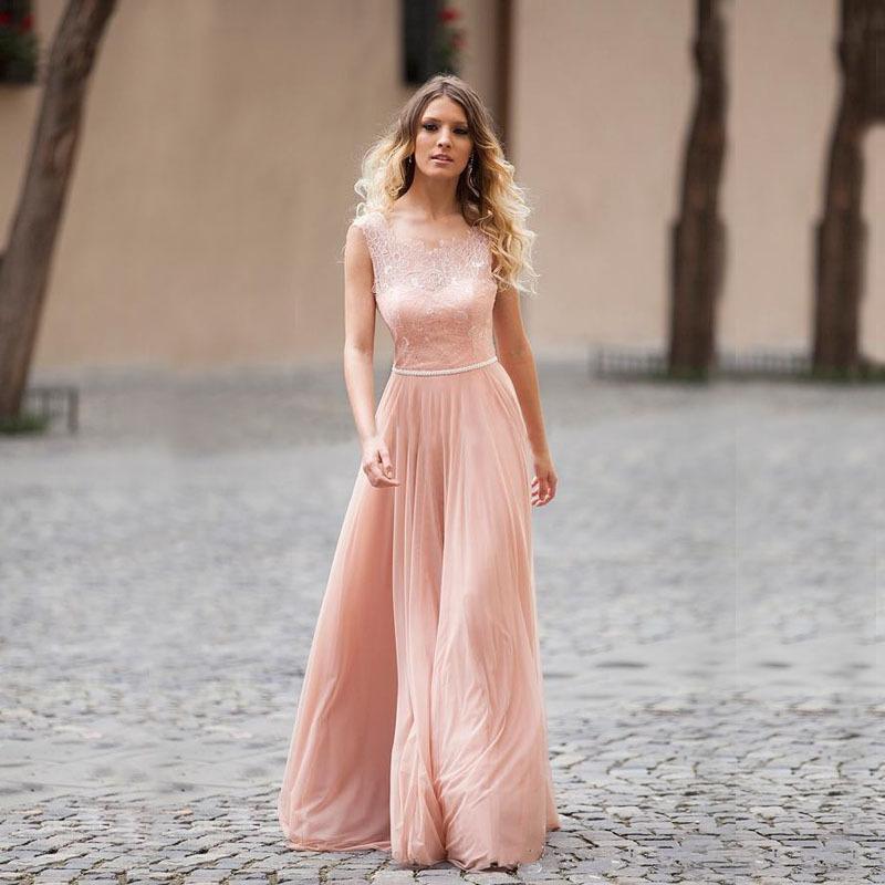 Long Sleeve Lace Dress Wedding Guest