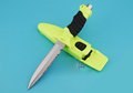 Switzerland Professional Diving Knife Two Style Plumbing Straight Knife Fixed Blade Knife Steel