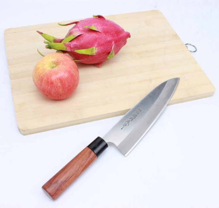 Buy Japanese cooking tools sushi / sashayed /Professional sashimi knife fishing knife cutter cleaver in kitchen free shipping cheap
