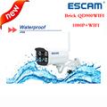ESCAM Brick QD900 WIFI 2 MP full HD Network IR Bullet Camera Day Night IP66 onvif