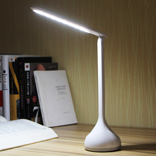 Rechargeable LED small table lamp eye study fashion simple portable induction Night Light Reading goggles bedside(China (Mainland))