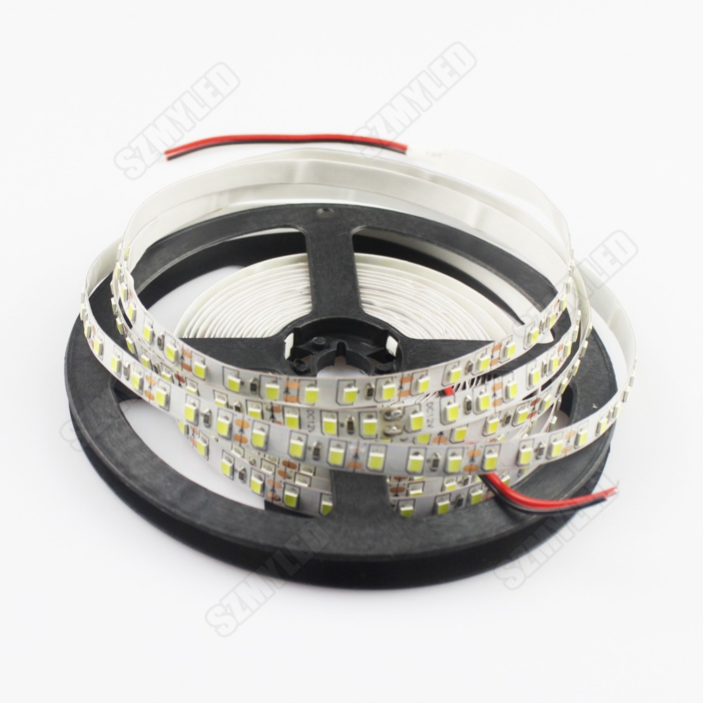 GoesWell LED Strip 2835 5M LED Flexible Light 120 LED/m Super Bright 12V LED Ribbons Light(China (Mainland))