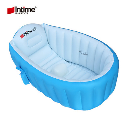 98*65*27CM Baby Swimming Pool PVC Inflatable Swim Bath Pool Seats Stand Inflatable Pool Toys Bath Basin For Kids 6-72months(China (Mainland))