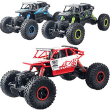 Buy RC Rock Racing Vehicle Cars 2.4Ghz High Speed 1:18 Remote Radio Control Electric Crawler Buggy Hobby Car Crawler Truck F @ZJF for $27.70 in AliExpress store