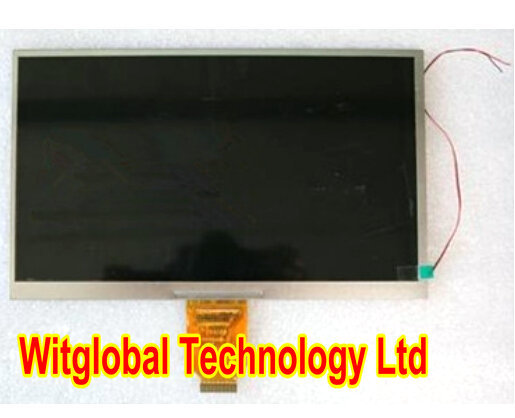 LCD Display Matrix 10.1 inch ST-101XL40BX01 Tablet inner Module Screen Replacement Panel Parts - No.1 Accessories store