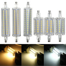 R7S LED 5W 10W 78mm 118mm SMD 2835 LED Specialty Decorative Flood Light Lamp Spotlight Light Bulb Replacement Halogen Tube(China (Mainland))
