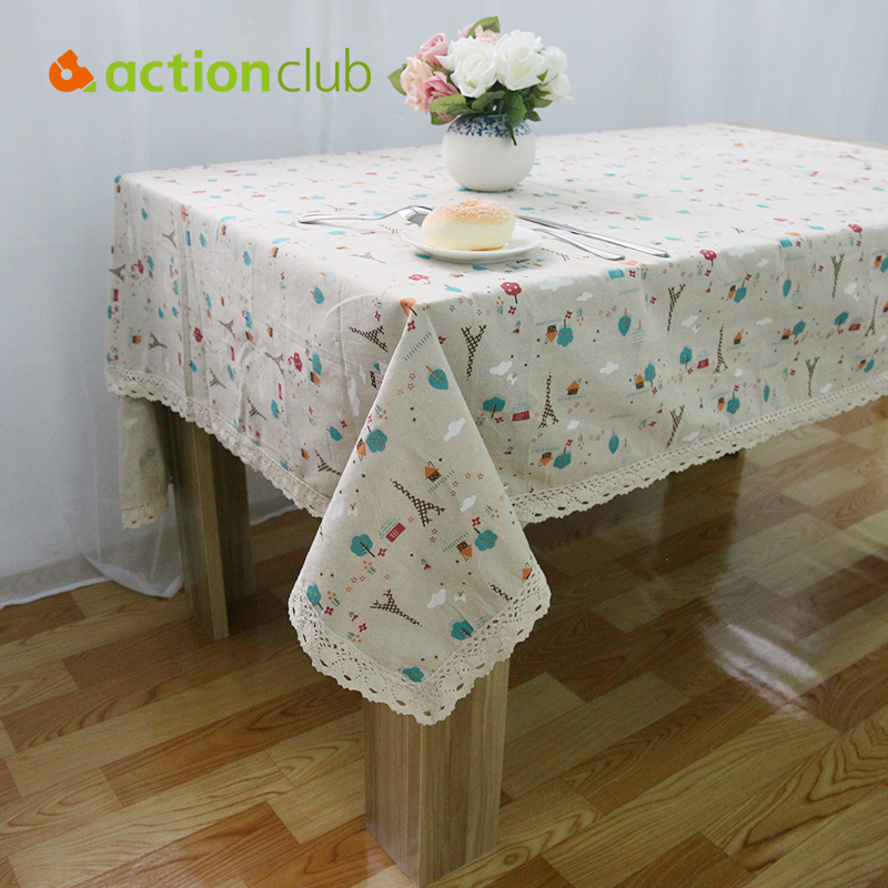 2016 New Arrival Table Cloth High Towel High Quality Lace Tablecloth Decorative Elegant Table Cloth Linen Table Cover HH1535(China (Mainland))