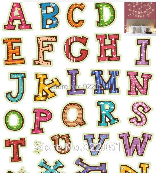 Lettere Cinesi Alfabeto: Acquista All'ingrosso Online Lettere Dei Cartoni Animati