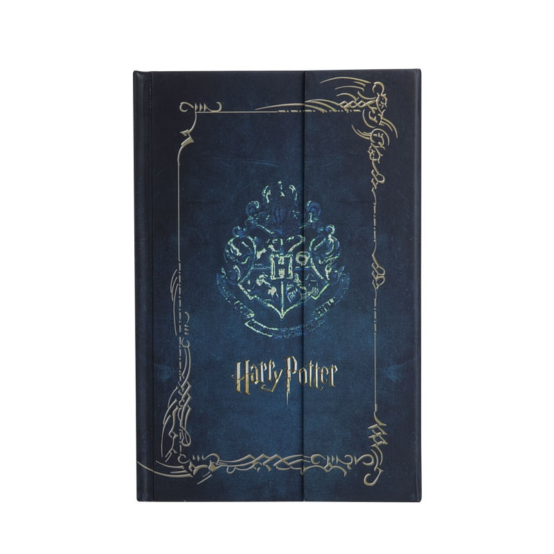 Famous Movies Harry Potter Book Vintage Diary Planner Journal Agenda Notebook School Stationery Student Gift - Bststone Store store
