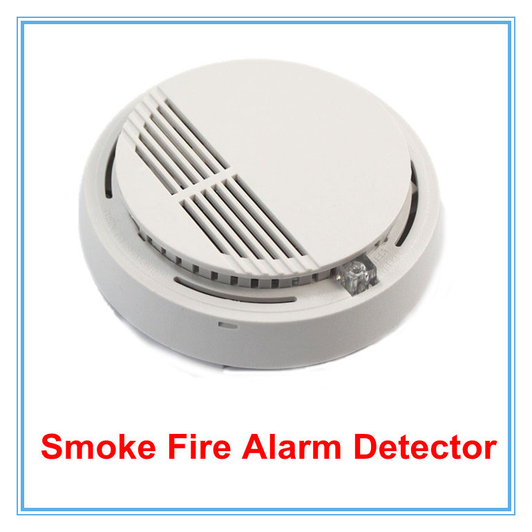 buy 5pcs stable photoelectric wireless smoke fire detector s. Black Bedroom Furniture Sets. Home Design Ideas