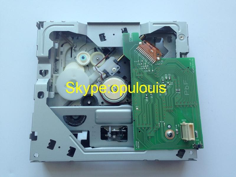 New Matsushita single CD drive loader deck mechanism PCB long socket for HondaCRV car cd audio(China (Mainland))