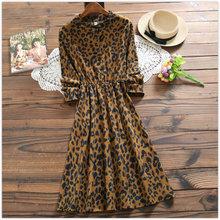 מורי ילדה אביב סתיו נשים קורדרוי שמלת 10 דפוסים מקרית אלסטיים מותן Vintage Vestidos ארוך שרוול קוריאני מתוק שמלה(China)