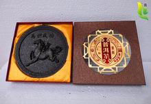 400g Chiese Yunnan Oldest Tea Shen Raw Puer Puerh Pu er Tea Gift 100 Natural Loss