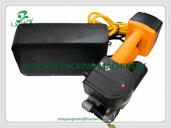 Free Shipping! Battery powered hand tools - efficient and ergonomic solutions for all kinds of plastic strapping applications(China (Mainland))