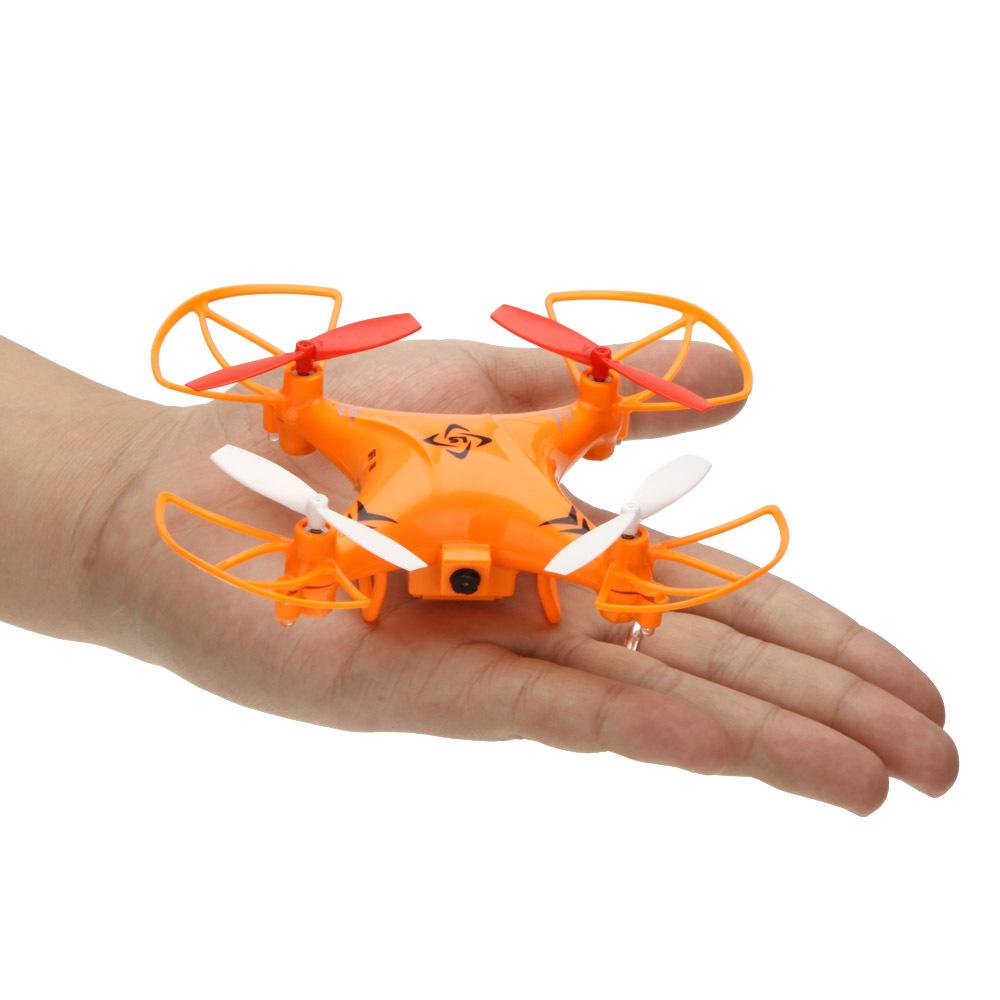 Lian Sheng LS 115 2 4G 4CH 6 Axis Gyro RTF 3D Rolling LED RC Quadrocopter