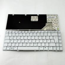 New Silver DE Keyboard German Tastatur GR FOR ASUS A8 A8E A8F A8H A8J Series Laptop Accessories Parts Replacement (K790-GR)