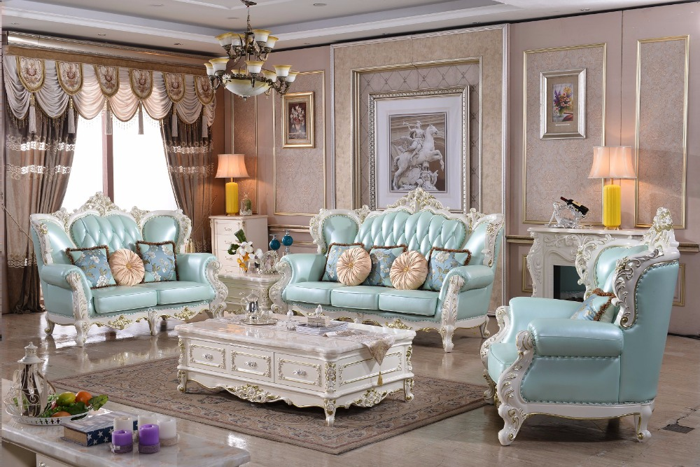Online get cheap french style furniture sale alibaba group Italienische sofa