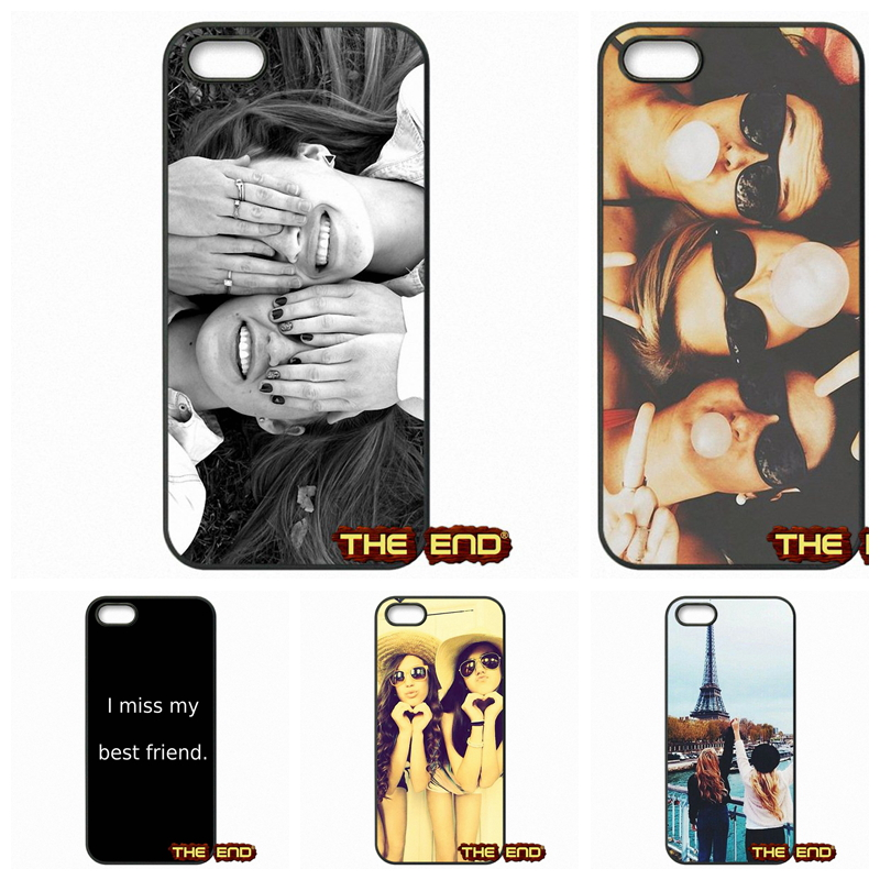 Lenovo Lemon A2010 A6000 S850 A708T A7000 A7010 K3 K4 K5 Note Happy Best Friend Card BFF Mobile Phone Cases Covers  -  New Cases store