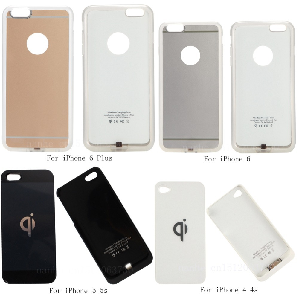 Qi b font wireless charger receiver font b case b font cover power
