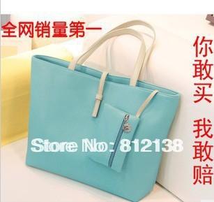 2013 new arrival fashion handbags , multi colors for choise shoulder bag factory price,HS-BAG007