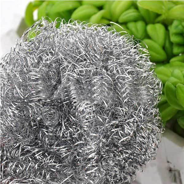 Caymandi Kitchen Stainless Steel Cleaning Ball B941(China (Mainland))
