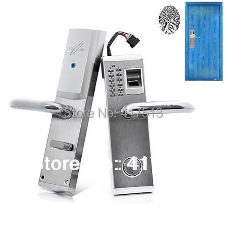 DHL Freeshipping Aegis State-of-the-art 3D Optical Sensor Biometric Fingerprint Password Door Lock w Deadbolt Tracer system(China (Mainland))