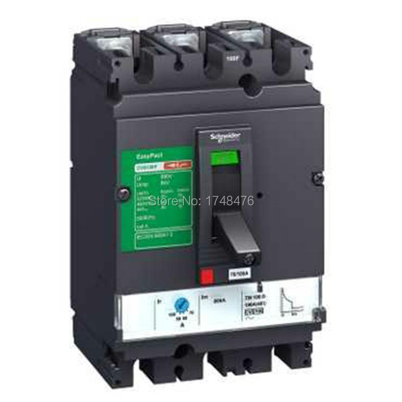 NEW LV516648 Easypact CVS CVS160F circuit breaker -4P/4d