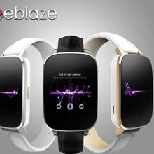 Zeblaze кристалл смарт-чехол часы SmartWatch совместимый телефон с 3d-шагомер сердечного ритма 3D HD экран Bluetooth для IOS
