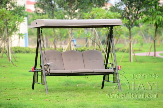 De luxe en plein air balan oire suspendue chaise jardin for Chaise balancoire jardin