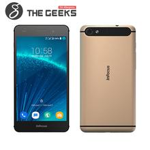 Смартфон Infocus M560 MTK6753 1.3 ГГц 8 ядер 5.2 » IPS FHD 1920 * 1080 дисплей 2 ГБ RAM 16 ГБ ROM 13MP Android 5.1 4G LTE