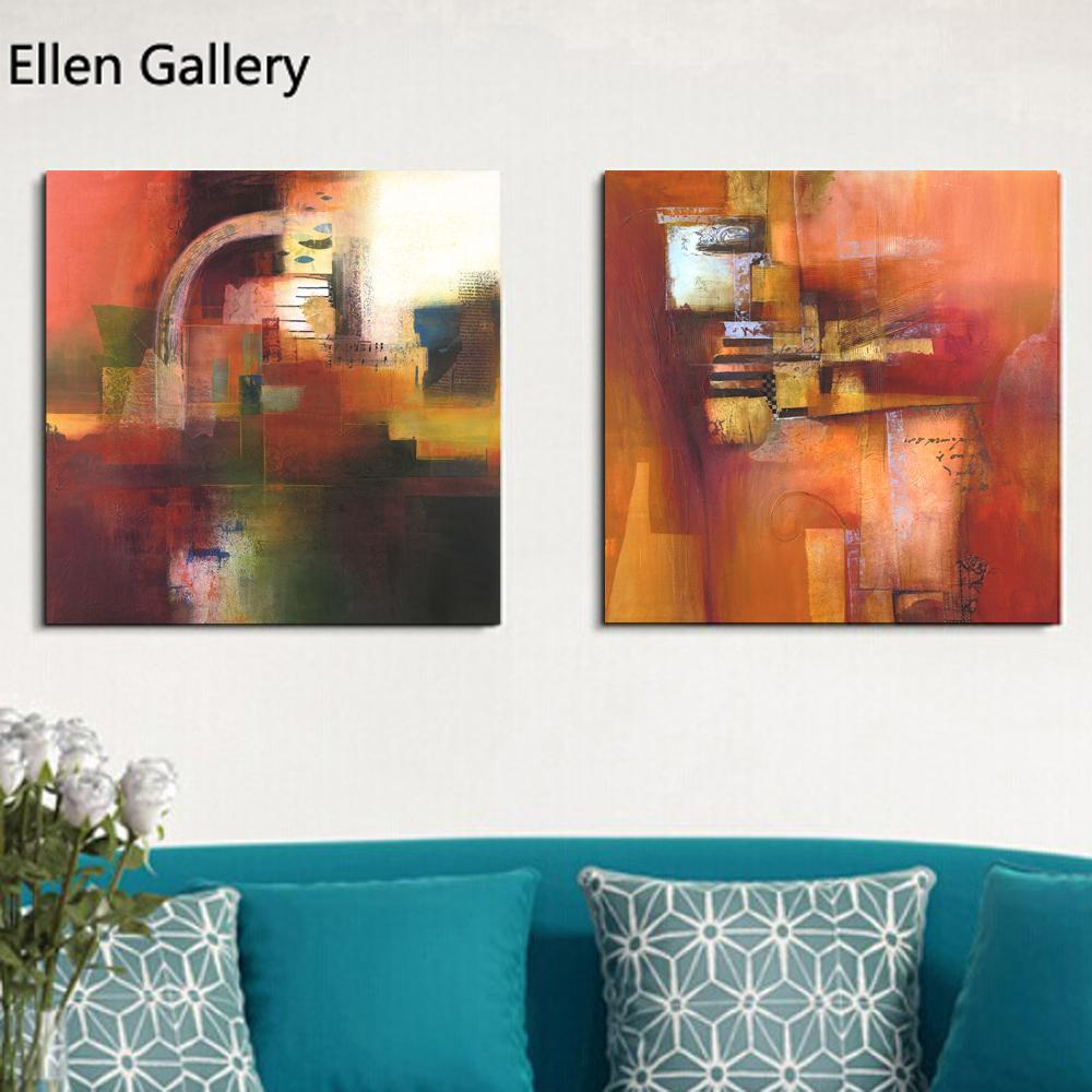 Moderne woninginrichting muur art koop goedkope moderne ...
