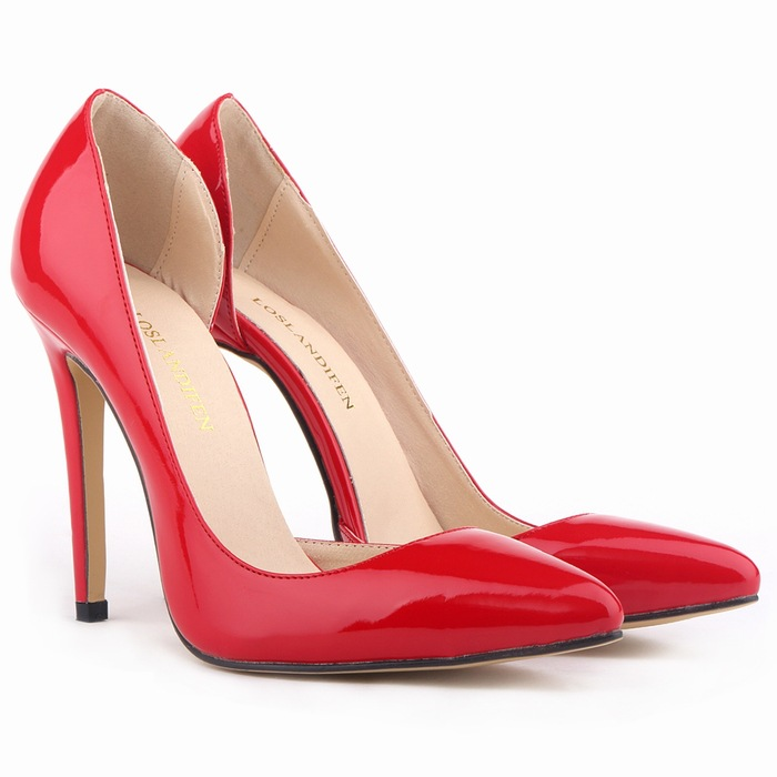 Compare Prices on Cheap Red Bottom Pumps- Online Shopping/Buy Low ...