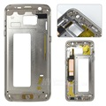 Original Middle Frame Housing Bezel Mid Chassis Case Replacement For Samsung Galaxy S7 Edge G935F G935A