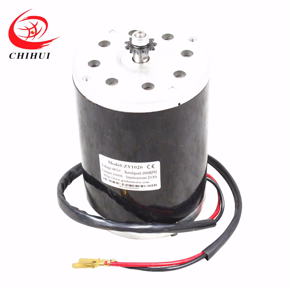 Buy Electric Scooter Motors 1000w 48v