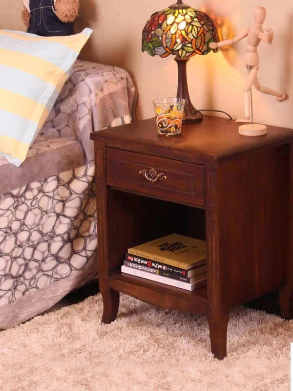 EC FURNITURE Nest wood furniture modern minimalist style living room bedroom nightstand lockers fashion phone sets FREE SHIPPI(China (Mainland))