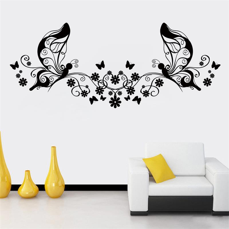 Commentaires papier peint fleurs milieux faire des for Bricolage mural