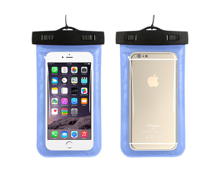 New Transparent Sealed Waterproof Underwater Pouch Bag Case For Xiaomi Redmi Note 3 Cover Mobile Phone Accessories