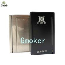 100% Original Smok Xcube II box mod Xcube 2 temperature control smok x cube 2 160w TC mod VS smok IPV D2 IPV4