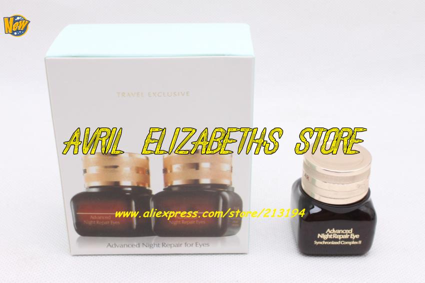 24 SET /LOT Advanced Night Repair Eye Essence 15ML+15ML Synchronized Complex II Good - Avril Elizabeth's Store store